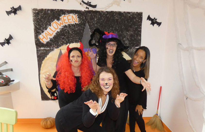 Halloween Pitruquinhas Odivelas
